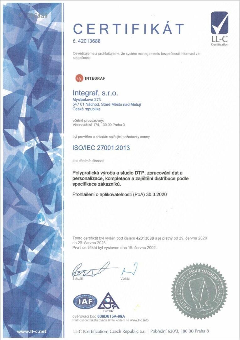 ISO27001-2015CZ